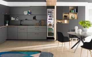 Quelle couleur associer au gris anthracite dans une cuisine ?